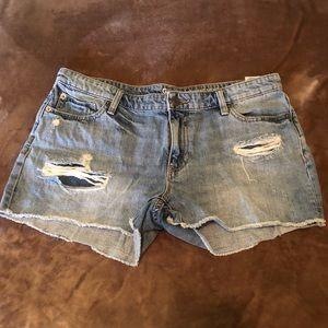 Gap Boyfriend Shorts Size 10